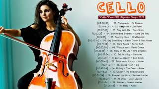 Cello Cover of Popular Songs 2018 *  Pop Cello Covers Playlist  * Best Cello Covers 2018