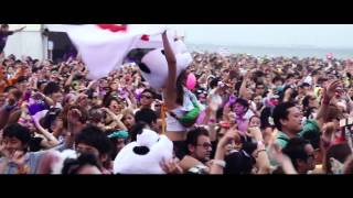 Electric Zoo Tokyo Beach 2015 | Official Aftermovie