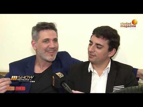 """""""5gays.com"""" en MShow por Ciudad Magazine"""