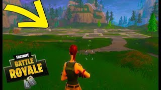DESTRUCTION DE PLEASANT PARK + MEGA BASE FORTNITE BATTLE ROYALE SERVEUR PRIVÉE