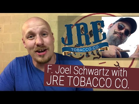 Cigars Daily LIVE (f. Joel Schwartz w/ JRE Tobacco Co.)