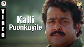 Thenmaavin Kombathu - Kalli Poonkuyile Malayalam Song | Mohanlal, Shobana