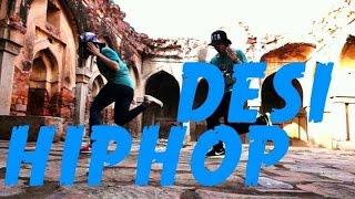 Desi Hip hop | Gaurav n Chandni Dance Plus | India