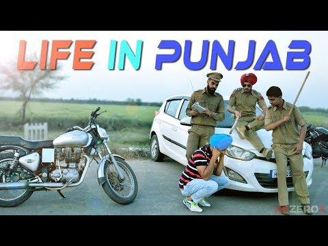Life In Punjab |Funny| |HRzero8|
