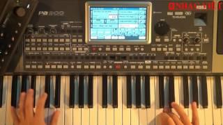 KORG PA900 - Ave Maria (Schubert)