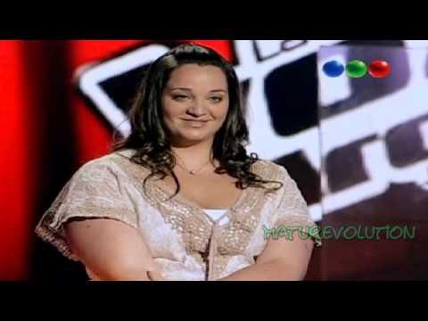 La voz Argentina / Jesica Mina - Rolling in the deep (sonido de alta calidad)