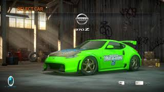 Need For Speed: The Run(2011): Challenge Series: Underground