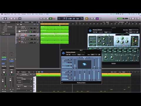 Logic Pro X #producerPOV - Deep Organic House