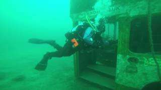 Chepstow diving centre