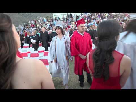 The Sierra Vista Herald - Bisbee High School graduation