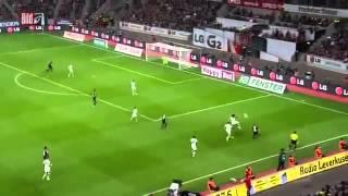 Bayer 04 Leverkusen vs Bayern München 1-1 8  Spieltag 2013/14