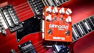 Wampler Pinnacle Deluxe V2 - EVERYTHING you need to know!