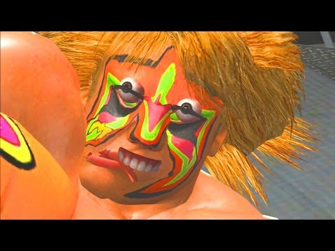 WWE 2K14 | Glitches, Bloopers and Silly...