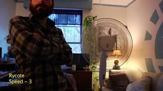 Rode WS6 Deluxe Windshield vs Rycote Miniscreen Push-on Windscreen