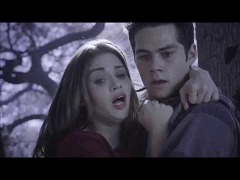 stiles and lydia || when I kissed him, that's when it all changed