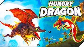 САМЫЙ ГОЛОДНЫЙ ДРАКОН В МИРЕ - Hungry Dragon #1