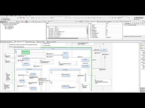 Rational Software Architect UML Simulation