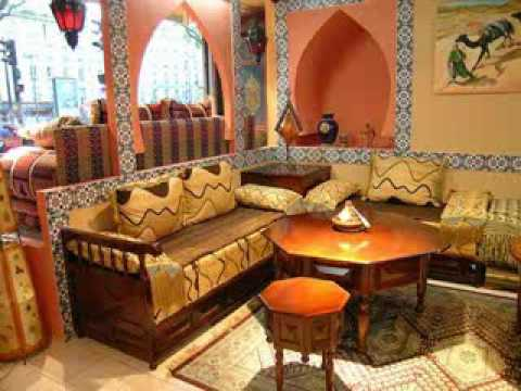 Le salon marocain - YouTube