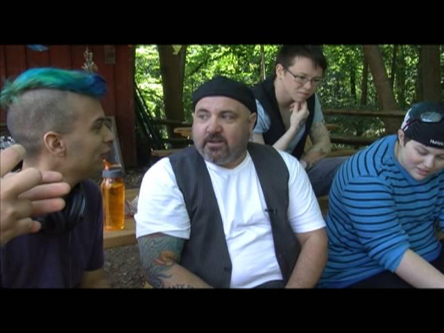 A SELF-MADE MAN documentary trailer