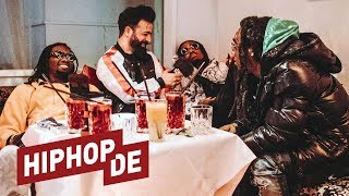 "Migos: ""Culture II"", Atlanta, Versace, ""Bad and Boujee"" & Gamechanger (Interview) #waslos"