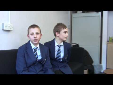 Brixham College MyStickers Video - The Student Rewards Revolution