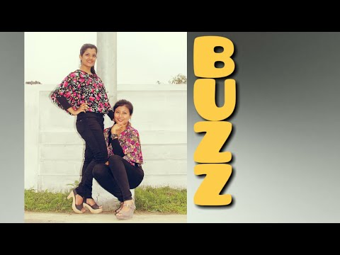 BUZZ |AASTHA GILL | BADSHAH | PRIYANK SHARMA | THE DANDELION PAIR | DUET DANCE