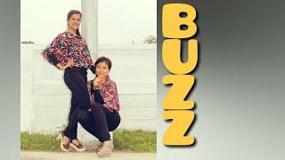 BUZZ |  AASTHA GILL | BADSHAH | PRIYANK SHARMA | THE DANDELION PAIR | DUET DANCE