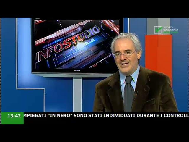 Infostudio il telegiornale della Calabria notizie e approfondimenti - 06 Febbraio 2021 ore 13.30