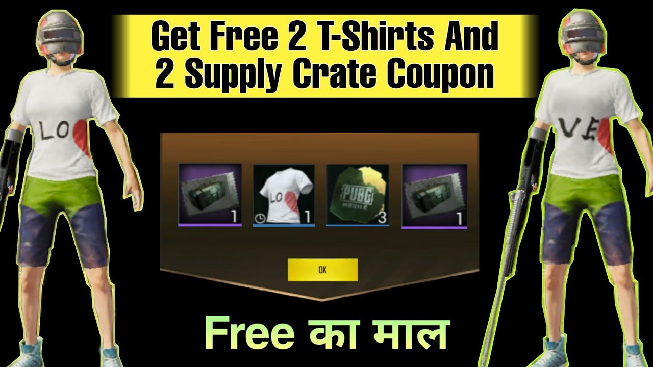 Get Free Pubg Premium Or Supply Crate Coupon | Pubg Mobile Turkey And  Taiwan Server New VPN Trick