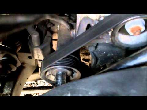 ram 1500 2500 318 serpentine belt change easy youtube  318 engine fan belt diagram #1