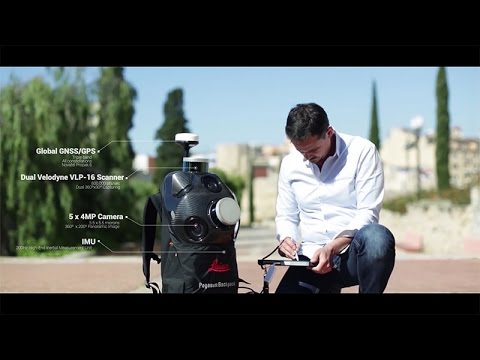 Leica Geosystems Mobile Reality Capture