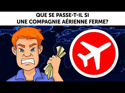 Que se Passe-t-il Lorsqu'une Compagnie Aérienne Fait Faillite ?