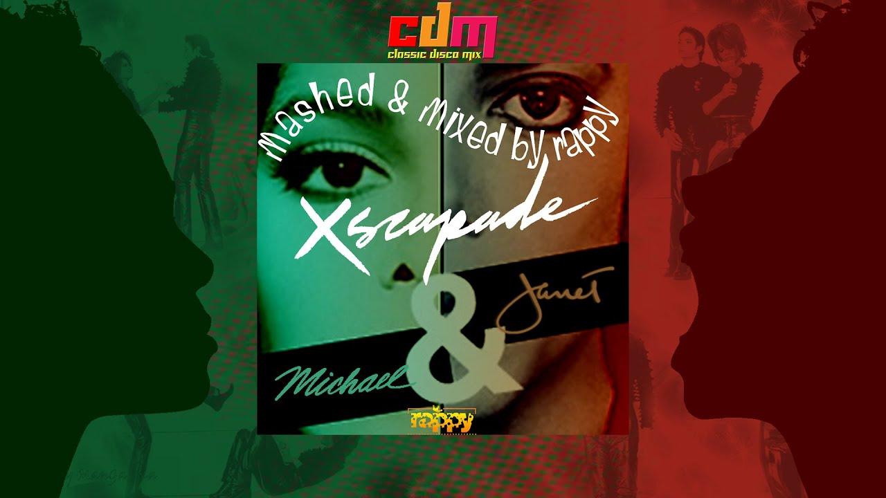 XSCAPADE | Michael & Janet Jackson Megamashup by Rappy