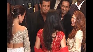 Sonam Kapoor's reception: When Salman Khan kept talking to Katrina Kaif