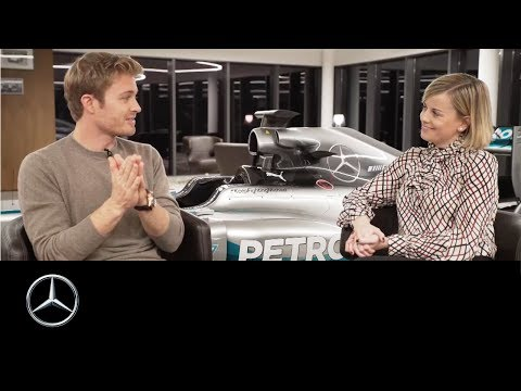 She's Mercedes: Susie Wolff meets ...