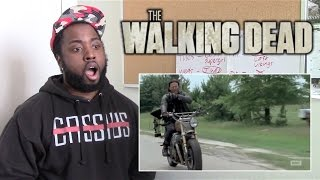 """The Walking Dead REACTION - 6x3 """"Thank You"""" - Part 2 - CATCHING UP"""