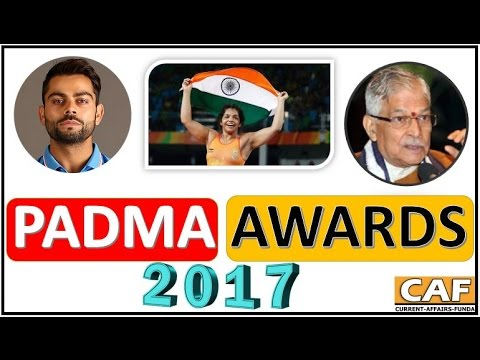 Padma Awards 2017   पदम् अवार्ड्स से पूछे जाने वाले प्रशन