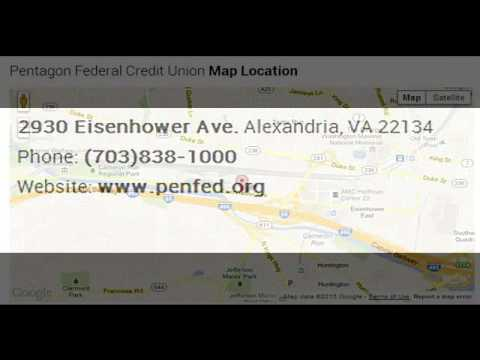 Penfed Phone Number >> Pentagon Federal Credit Union Corporate Office Contact Information