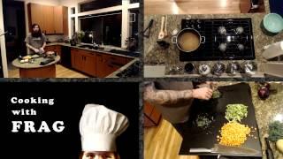 Cooking W/ Frag (s2/e3) - Golden Garlic Soup