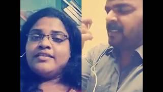 Chanku Pilarnnu | Shibu & Shine N Lydia | Smule | Malayalam Christian Devotional Songs