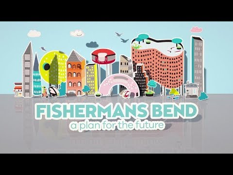 Fishermans Bend – A Plan For The Future