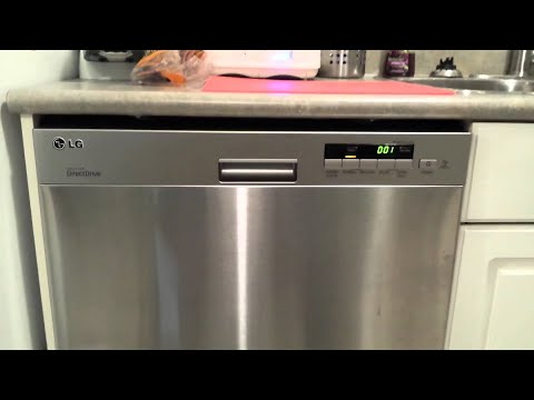 LG Dishwasher Main Control Board Replacement #EBR33469404 - YouTube