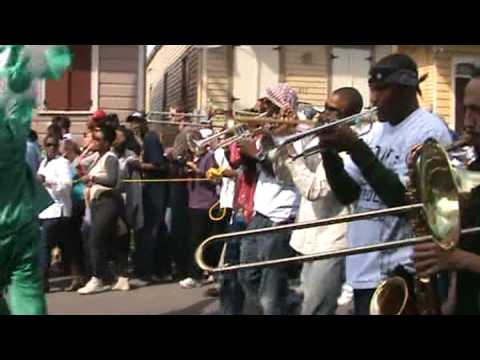 TREME SIDEWALK STEPPERS SECOND LINE 2009