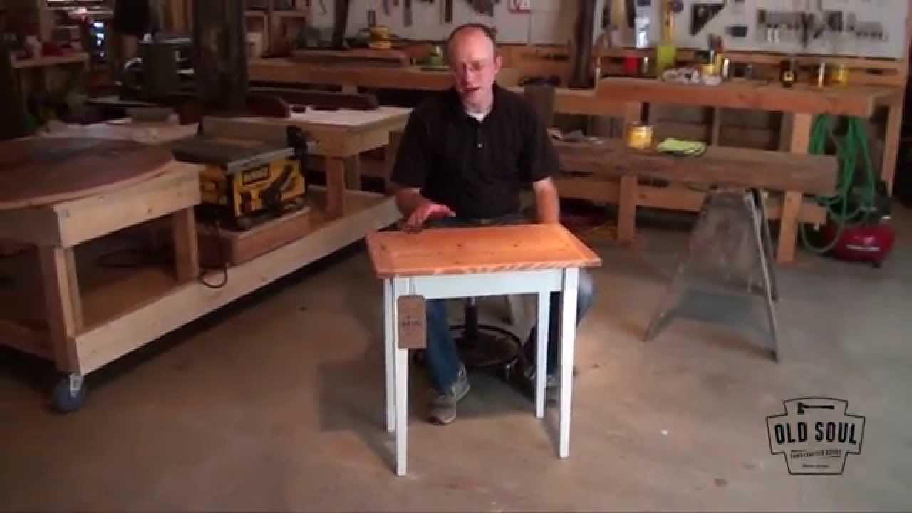 How To Maintain A Wax Tabletop