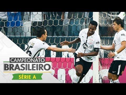 Melhores momentos - Corinthians 1 x 0 Vasco - Campeonato Brasileiro (17/09/2017)