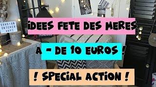 HAUL ACTION : Spécial Fête des Mères ! Idées cadeaux à moins de 10euros