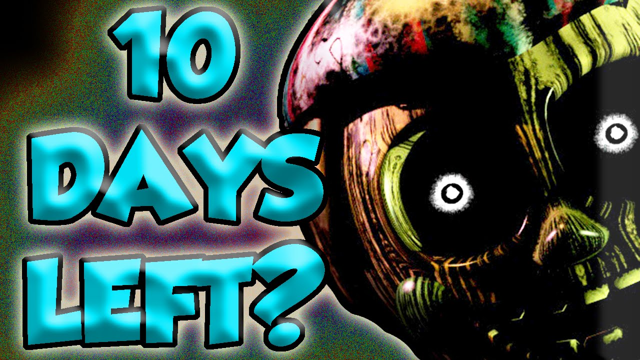 FNAF 3 NEW Teaser - Release Date Confirmed? | Withered Balloon Boy/Girl? |  Five Nights at Freddy's 3