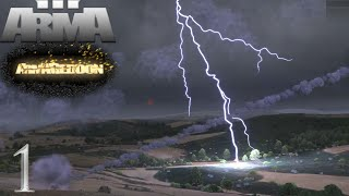 ArmA 3 with Mods #1| ArmAGeddon| We gotta get off this island