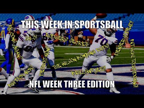 [UrinatingTree] This Week in Sportsball: NFL Week 3 Edition (2020)