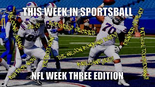 This Week in Sportsball: NFL Week Three Edition (2020)